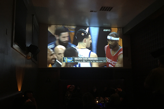 Warriors Win the West, Mission Yawns