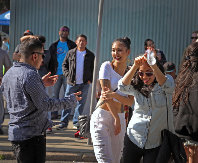 SF's Carnaval Kicks Off!
