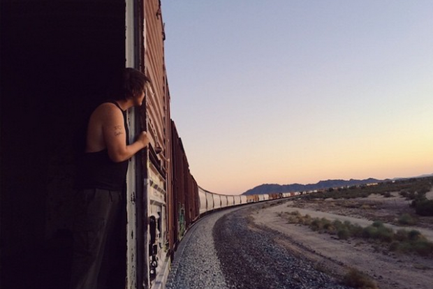 Photographer Kevin Russ has spent the last several years documenting  his adventures through the American West on his iPhone. Photo courtesy of Kevin Russ.
