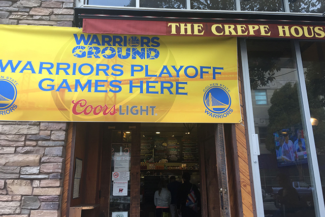 Warriors in the Mission