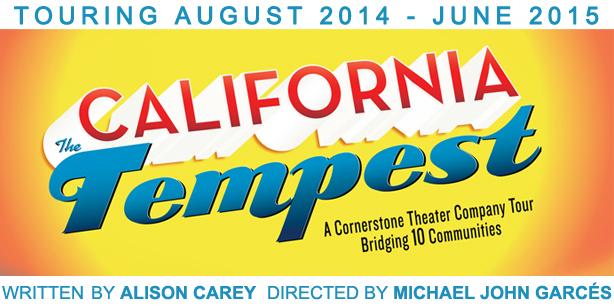 Shakespeare Meets Cali: Cornerstone Premieres Community Tempest