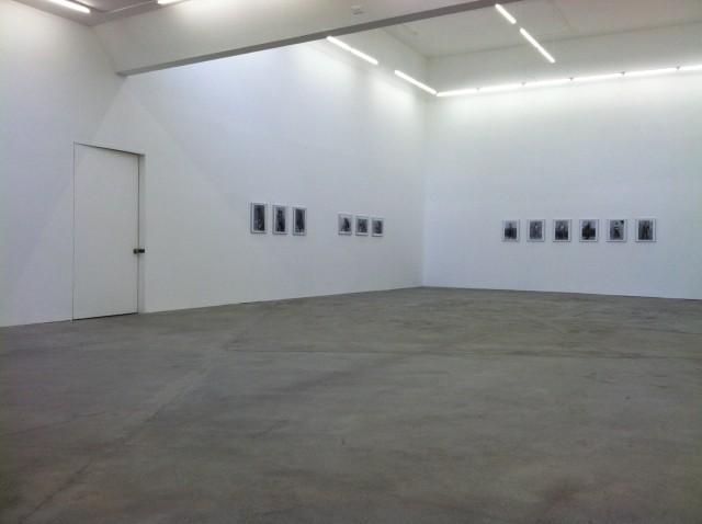 Ratio3 boasts an impressively large gallery space, somewhat under-utilized by the current exhibit's small photographs. Photo by Joe Rivano Barros.