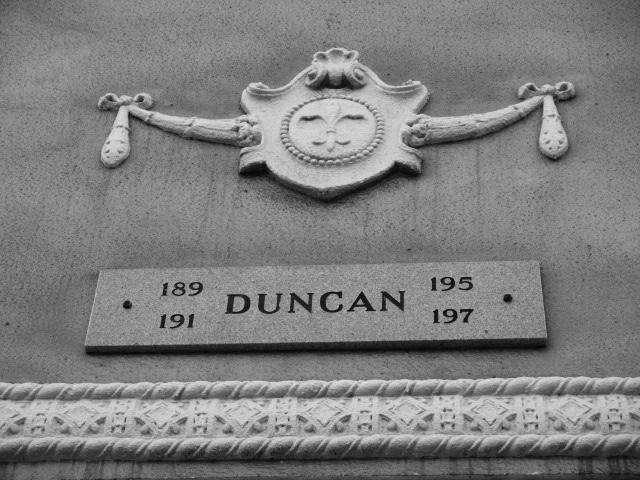 Duncan Apartments Photo by Kathleen Narruhn