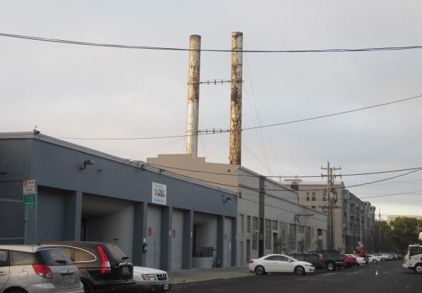 Industrial Block Photo by Kathleen Narruhn