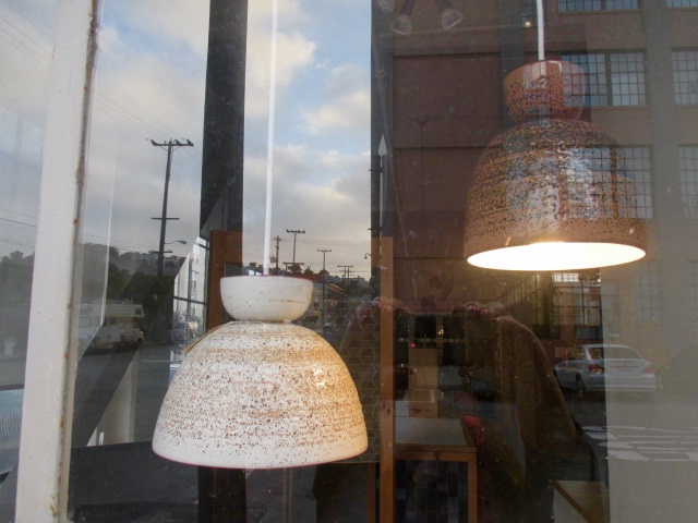 Tile Light Fixtures Photo by Kathleen Narruhn
