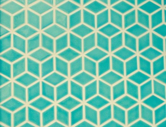 Tile Pattern Photo by Kathleen Narruhn