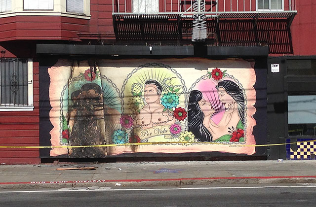In Wake of Hate Crimes, SF Gallery Reaches Out When Threatened