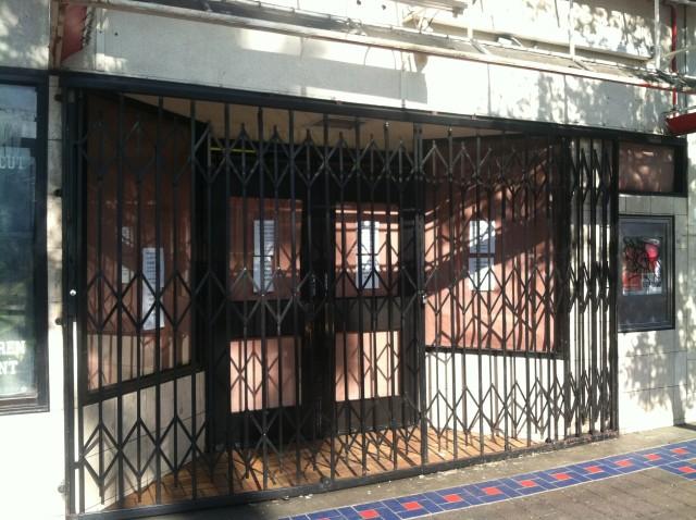 16th Street McDonald's Closes