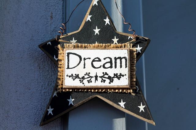 Dream. Photo by Anita O'Brien