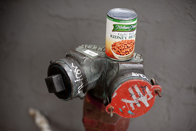 Beans, Anyone? Photo by Adam Long.