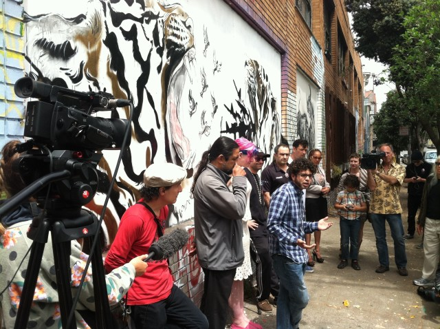 Artist vs. Artist: Recent Tenants Fight Eviction from Inner Mission