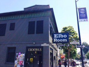 The Elbo Room, located at 647 Valencia Street, will soon be closing its doors. Photo by Meira Gebel.