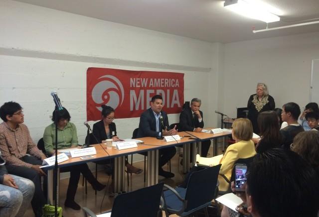 Latino Immigrants Advocate for Health Insurance