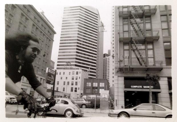 Lost SF History: A Bike Messenger Retrospective