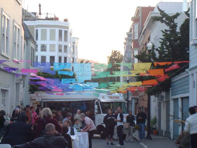 SNAP: Dolores Terrace Block Party