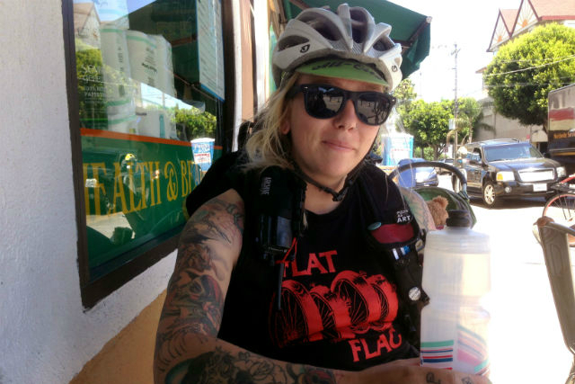 SF Bike Messenger Life: Sprinting and Flying Sandwiches