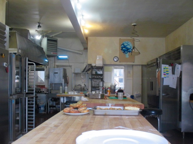 Commercial Kitchen Photo by Kathleen Narruhn