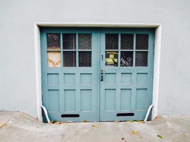 Garage 1 Photo by Kathleen Narruhn