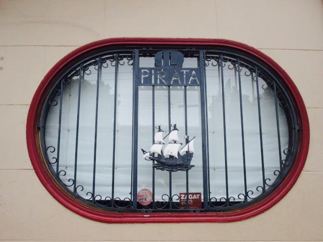 IL Pirata Ship Photo by Kathleen Narruhn