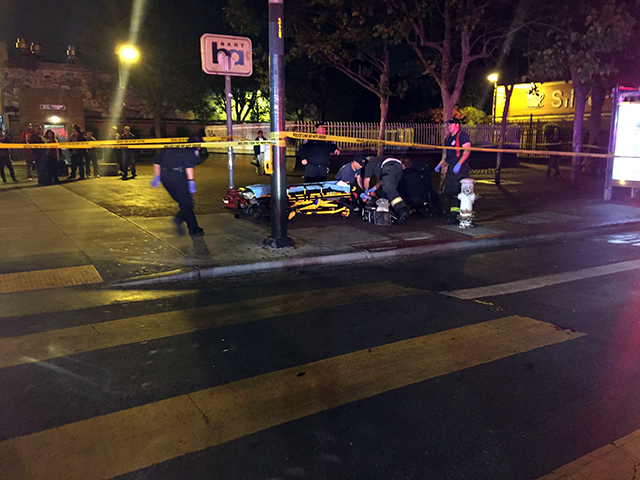 Two Wounded in 24th Street Shoot-Out