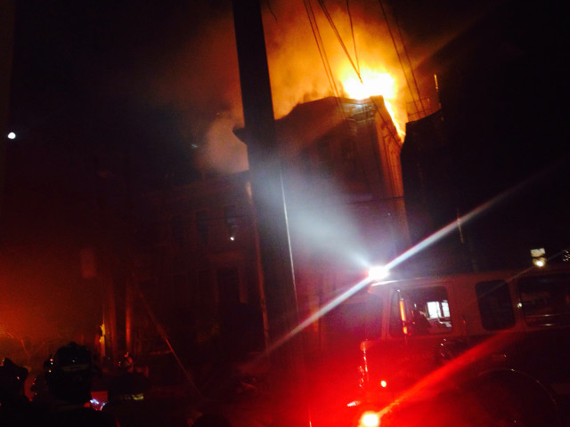 Fire Breaks Out at Senior Home in SF Mission's Shotwell and 20th