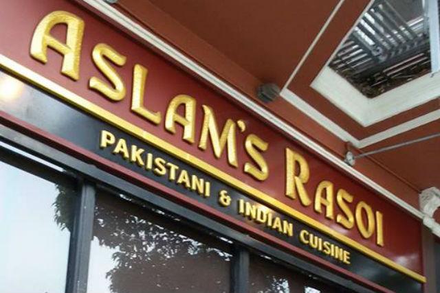 Warming Flavors at Aslam's Rasoi