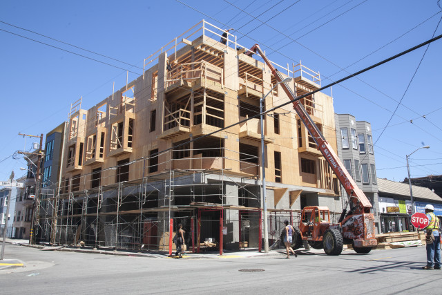 One SF Block's Rapid Change Triggers Fear and Hope