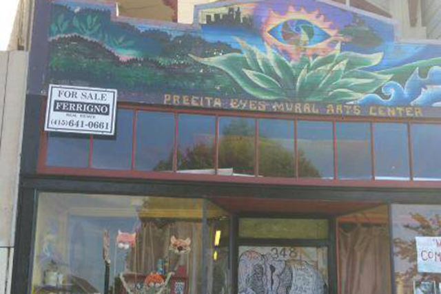 Precita Eyes Mural Center Fears Eviction, Enlists Help