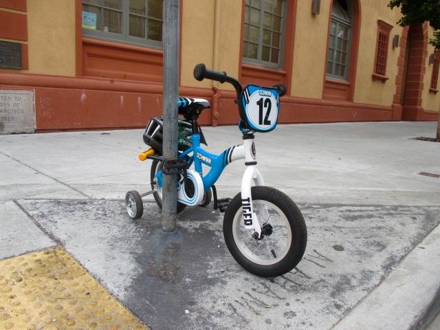 SNAP: Kiddy Schwinn Bike