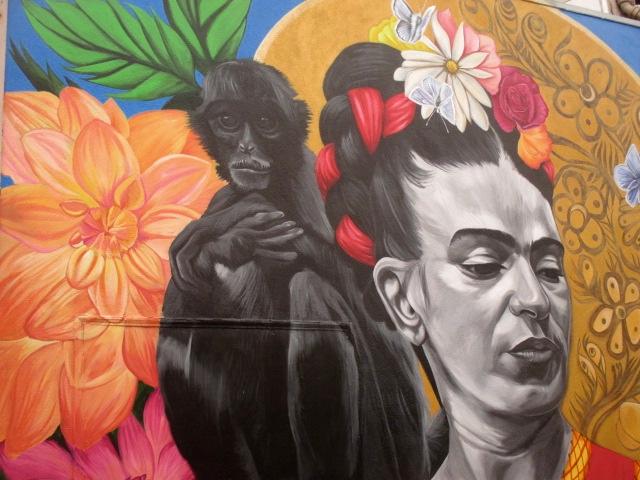 SNAP: Frida on 25th St