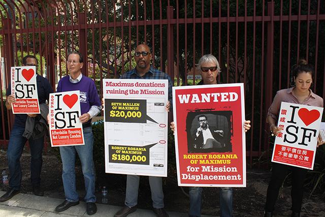 SF Protesters Challenge Developer to Debate