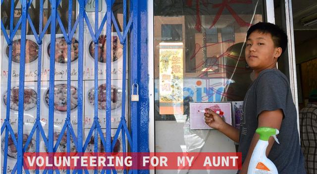 Missionites: Volunteering for My Aunt