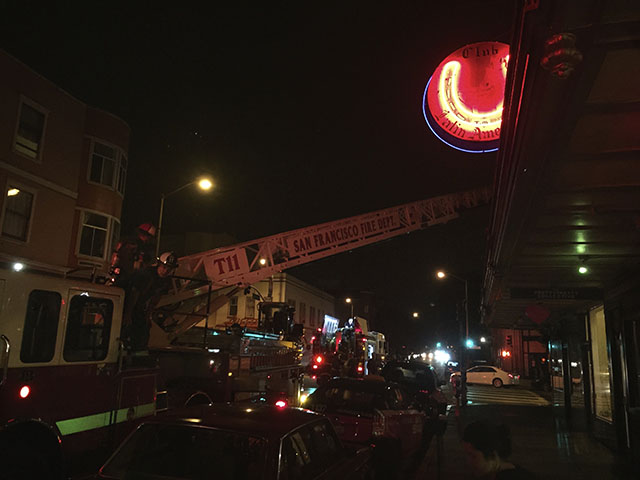 Would-Be Fire at Boogaloos Leaves No Damage (Updated)