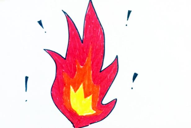 Arson and a Late Night Burglary