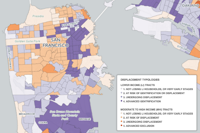 SF Mission Gentrification at 'Advanced Stage'