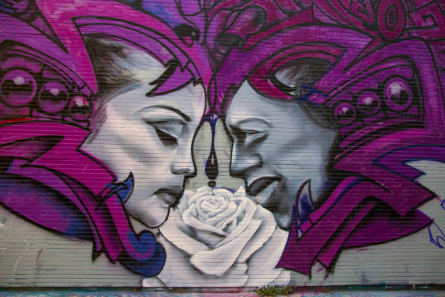 It Is an SF Mission District Weekend of Love