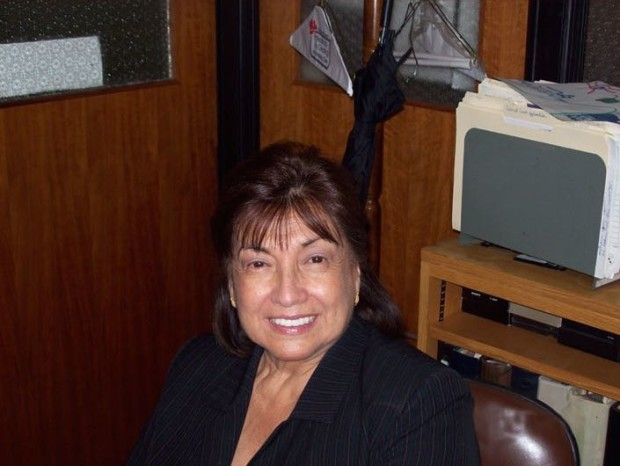 Rosario Anaya. Photo courtesy of Mission Language and Vocational School.