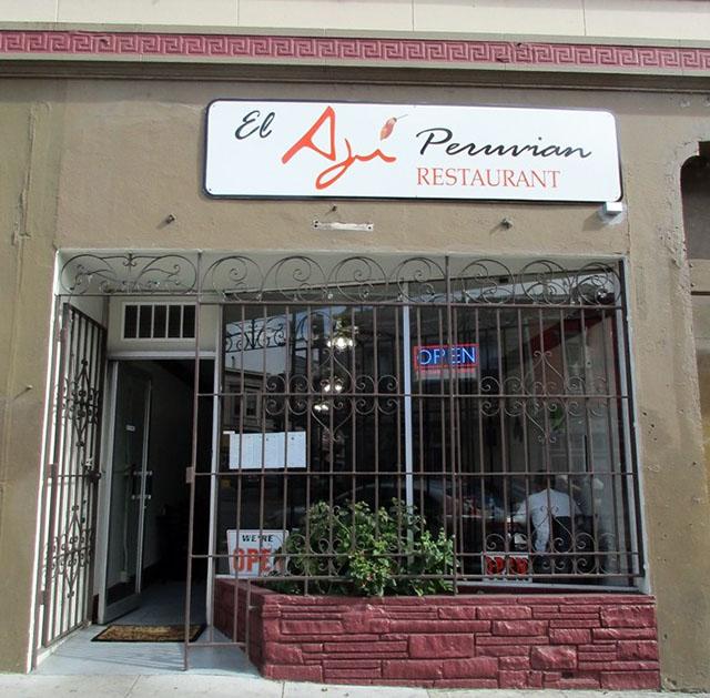 El Aji: Go for the Ceviche, Return for the Ceviche
