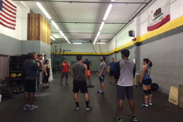 CrossFit's Punishing Workouts Popular Among SF Techies