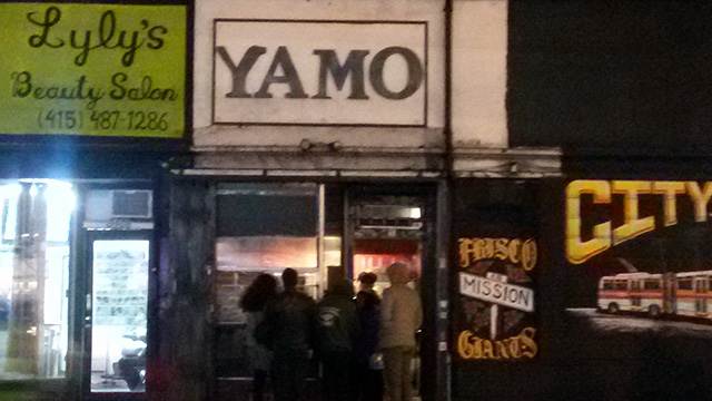 Yamo: Hole-in-the-Wall Love