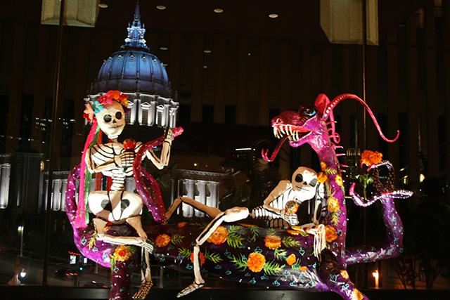 Día de los Muertos Continues at Symphony Hall
