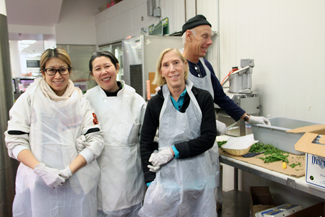 SF Mission Grocery Serves Up Free Community Feast
