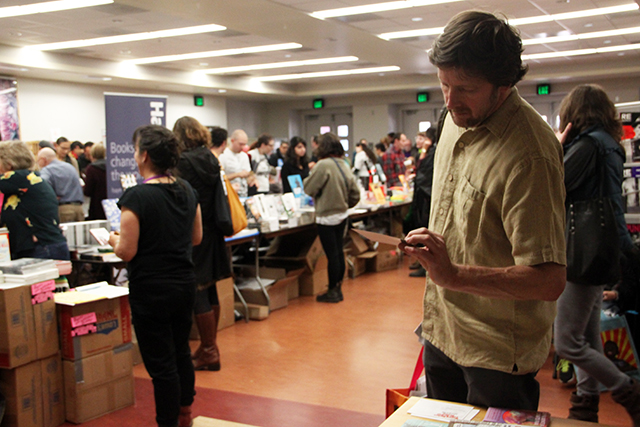 San Francisco's Dissident Voices Unite at Book Fair
