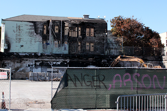 Fire Commission Says SF Mission Fires Aren't Arson