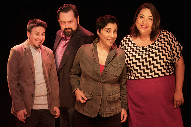 Laugh Your Way Into the New Year at Brava Theater