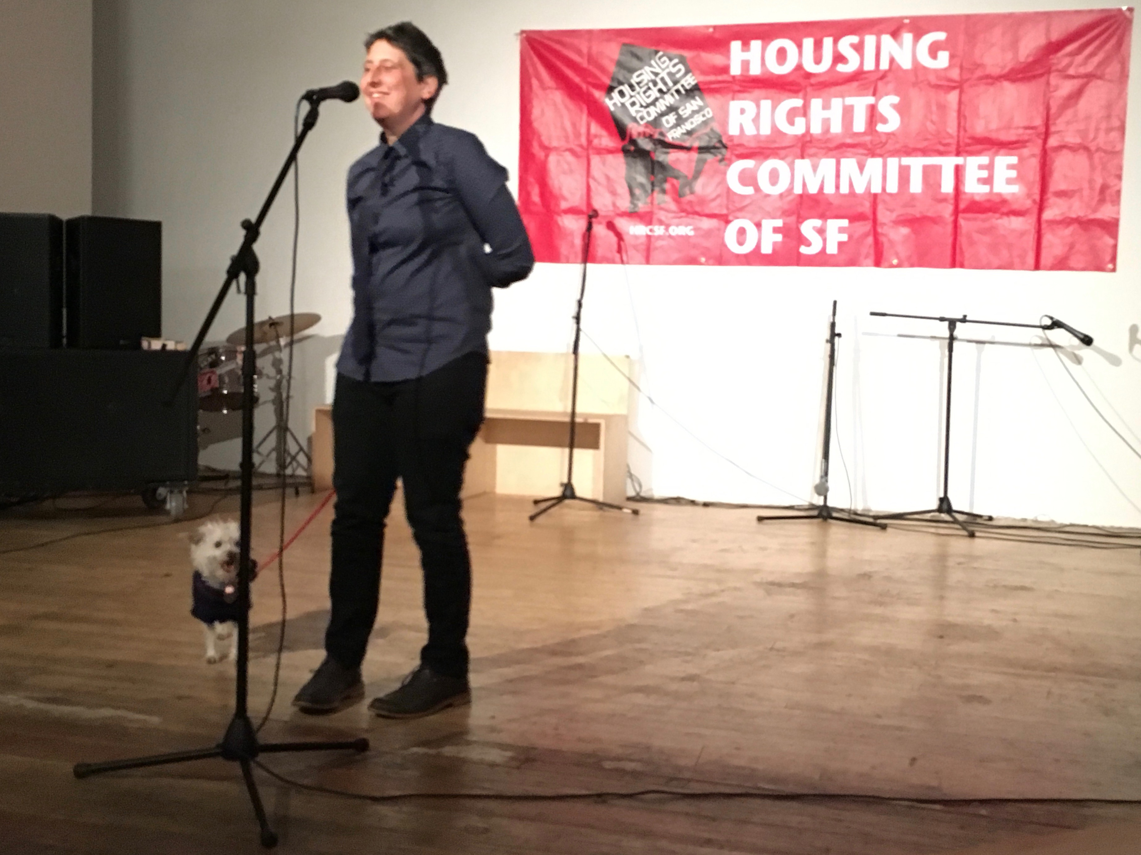 SF Loses Long-Time Housing Rights Leader