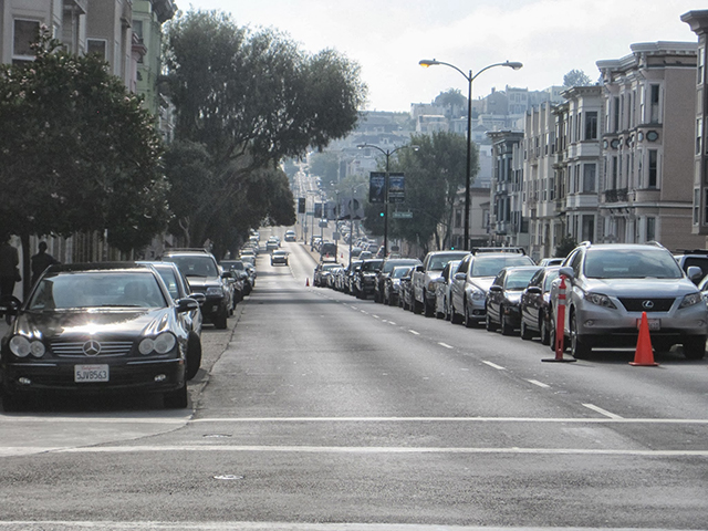 Survey Says: SF Mission Residents Oppose Median Parking
