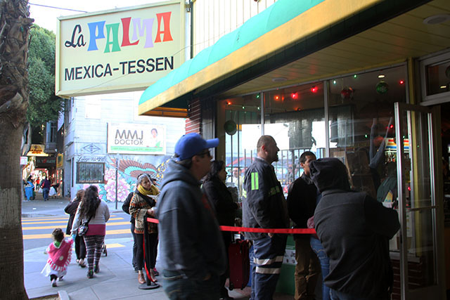 It's Tamale Time in SF's Mission District!
