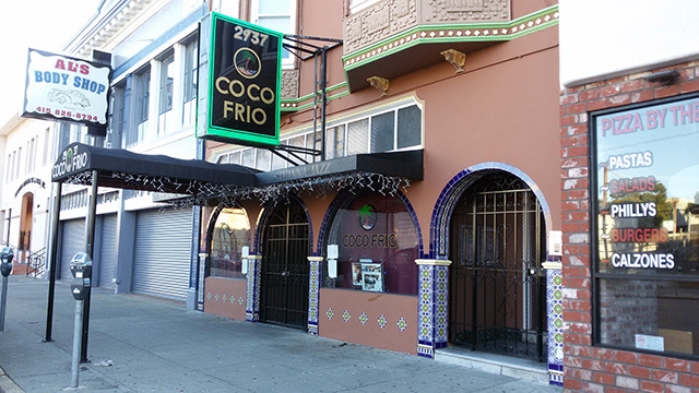 CLOSED/Coco Frio – Food: Wow! Ambiance: Needs Warming Up!