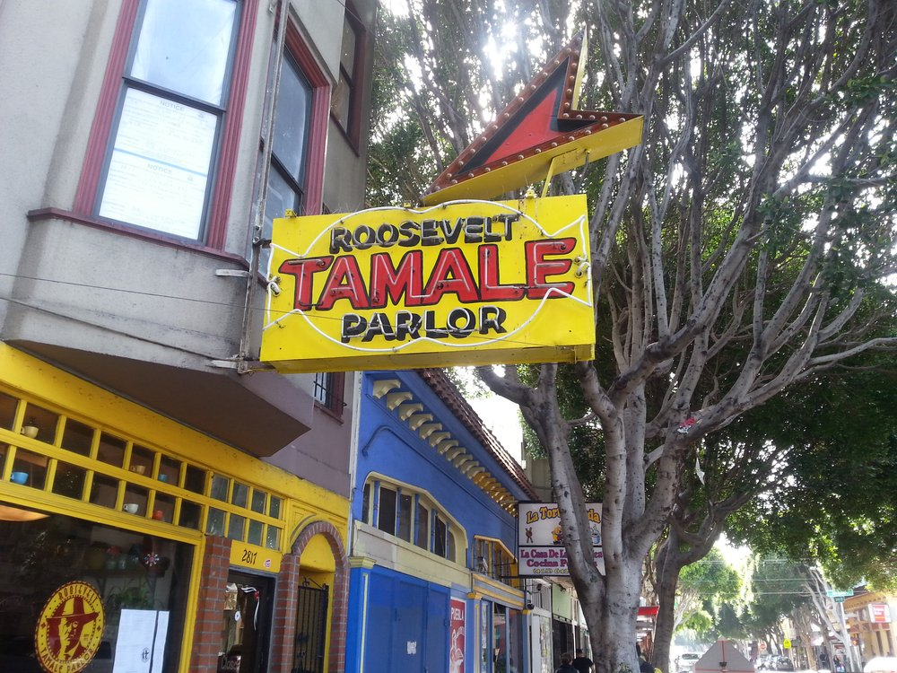 Roosevelt Tamale Parlor in SF Mission Closing Down